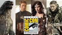 7 Biggest Comic Con 2014 Reveals