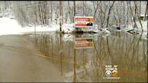 Rising Waters Causing Big Problems In Parts Of Fayette Co.