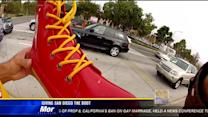 Red Shoe Day: Giving San Diego the boot