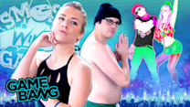 SEXY JUST DANCE HOT TUB PARTY! (Smosh Winter Games)