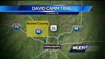 Jury selection resumes in David Camm murder trial