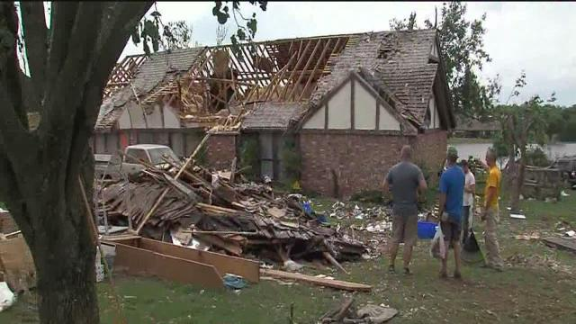 NWS: Broken Arrow twister an EF2
