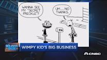 The big business of 'Wimpy Kid'