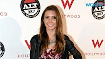Whoa, There! Audrina Patridge Goes Braless and Comes So Close to a Wardrobe Malfunction