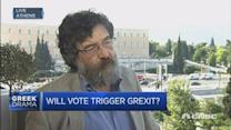 Why there'll be no Grexit after referendum