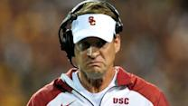 Kiffin's Exit Helping USC on Recruiting Trail
