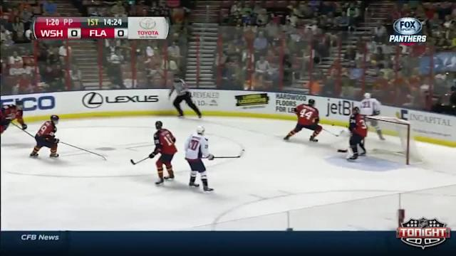 Washington Capitals at Florida Panthers - 02/27/2014