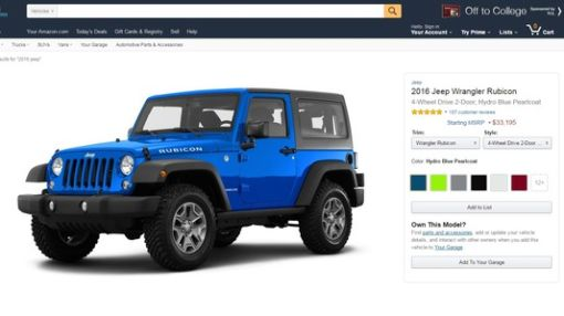 Amazon Vehicles: What It Is and Why Investors Should Care