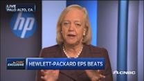 Two HPs better than one: Meg Whitman