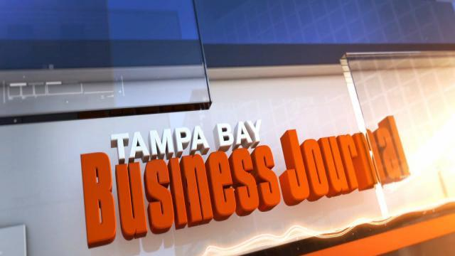 Tampa Bay Business Journal: November 15, 2013