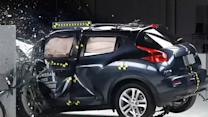 Small car safety: IIHS releases new crash test results