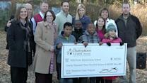 Johnson awards schools educational grant