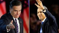 Positive story surge for Obama in campaign's final week