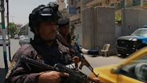Raw: Police, Military Tighten Baghdad Security