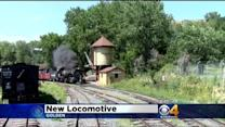 Colorado Railroad Museum Debuts Newest Steam Engine