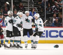 Patrick Marleau spends third period scoring four goals vs. Avs (Video)