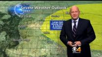 Friday PM Forecast: Heavy Rain Possible With Strong Storms East