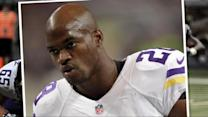 NFL Star Adrian Peterson Charged With Child Abuse