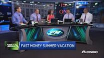Fast Money summer vacation