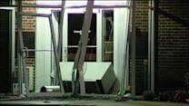 Car drives into bank, ATM targeted in Buena Vista Township