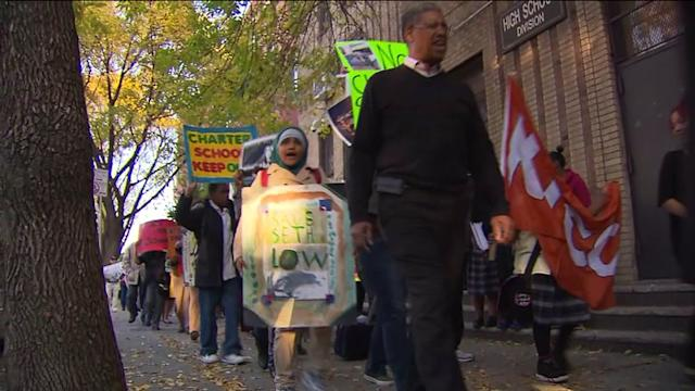 Outrage Over Proposed Charter School In Brooklyn