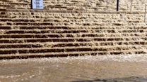 Burst Water Main Floods UCLA Campus