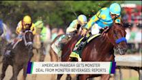 American Pharoah's 'monster' deal