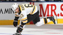 Brad Marchand on goals, Halloween costumes, Boston fan love (Puck Daddy Q&A)