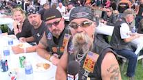 `Tough Guys With Big Hearts` Ride for March of Dime
