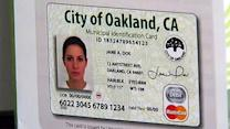 Oakland launches municipal ID-debit card