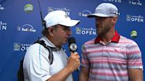 DeLaet on play at the RBC Canadian Open