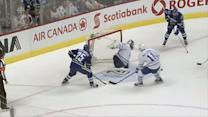 James Reimer makes back-to-back saves