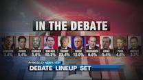 Top 10 GOP Presidential Candidates to Participate in Debate