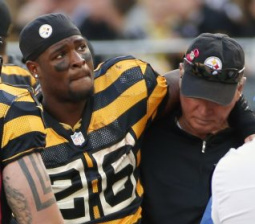 Is this the reason Pittsburgh's Le'Veon Bell missed his drug test?