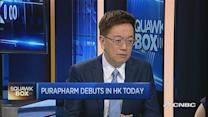 PuraPharm CEO: Not worried about market rout