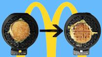 Can You Waffle It? (McDonald's Edition)