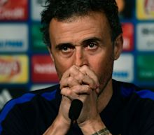 Luis Enrique tells Barcelona fans to whistle at him but not Andre Gomes following win over Leganes
