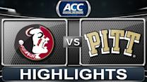 Florida State vs Pittsburgh | 2013 ACC Football Highlights