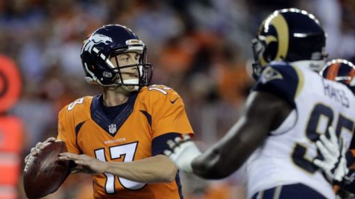Broncos offense won't be exciting, but Trevor Siemian likely to lead it