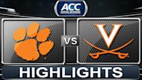 Clemson vs Virginia | 2013 ACC Football Highlights