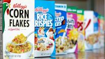 Kellogg's American Sales Drop as Cereal Falls out of Fashion