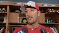Phillies' Mike Adams confident about new season