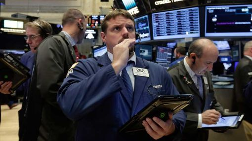 Stocks Modestly Lower Near Midday; Apple Rises On iPhone 7 Report