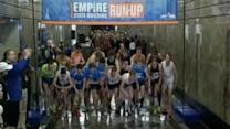 600 people run 86 flights up Empire State Building