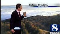 Watch your Saturday KSBW weather forecast 01.05.13