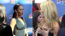 Heidi Klum And Mel B Rekindle Their Fashion War For AGT Season 10