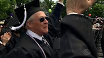 70-year-old University of Virginia grad leaves lasting impact