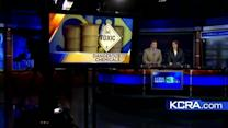 Explosive hazardous waste removed from Yuba City business
