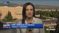 Greece polling: 'Yes' votes are ahead