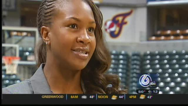 Catchings' Off-Court Accomplishments Many